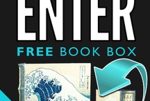 Book Box Giveaway / Book Box Shop Giveaway! Like us on Facebook to enter. We will be giving away any book box of your choice, shipped to your door, to 2 lucky winners! Enter the contest today, it's easy! 30 book box designs to choose from.