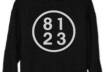 8123 Apparel / by 81twentythree