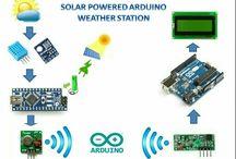 arduino solar