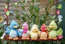 Crochet/toys