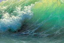 wave and seascapes