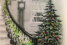 Vintage Christmas / by Gail Rupp