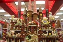 Fairytale Chocolate Castle