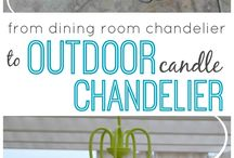 """outdoor chandeliers"""