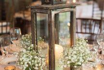 Svatba výzdoba