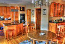 celá kuchyň