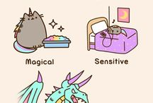 Pusheen / by Derpy Hooves 🐎