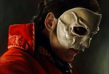 Phantom of the opera / From opera to art