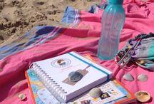 Vier de zomer #fotowedstrijd #agenda / De leukste, mooiste, beste inzendingen van onze 'Vier de zomer met je agenda'- wedstrijd