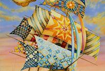 quilt applique misc / by beth harper
