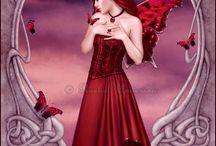 Barevné princezny / Barevné princezny