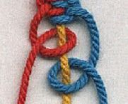 pulseras tejidas de cordo