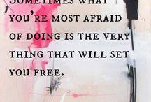 Quotes / Voor inspiratie