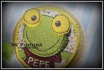Infantiles / Tortas-Pasteles infantiles
