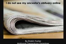 GENEALOGY...Death, Obits, Burial, Wills