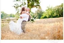 bride & groom / Bride and groom wedding day portraits  / by Emma Nathews