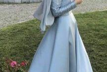kondangan dress hijab