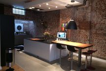 Showroom Hamburg / Kitchen Design