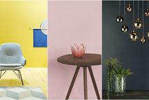Colour Trends for 2018 Interiors