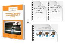 Imprimibles gratis lectoescritura, fomento lector, cuentacuentos,...
