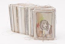 My Artist Books / Artworks created from 2011 onwards