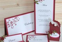 Tischkarten რträumeრ / Tischkarten - Hochzeit