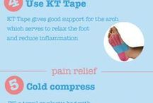 foot pain relief