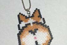 Perler bead patterns