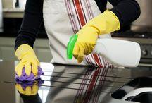Beberapa Cara Membersihkan Dapur Berminyak, Cara Membersihkan Dapur Berminyak