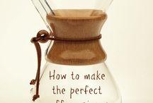 Coffee & Tea / by Nana Enriquez-Garcia