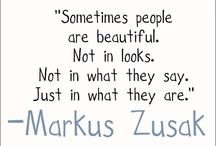 Markus Zusak, Brilliant Author / A celebration of my favorite author, his books and his words.
