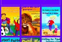 Father's Day/ Día del Padre / Books, activities, resources to celebrate dads