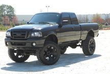 FORD RANGER / Camionetas, Trucks, 4x4, FWD