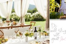 Occasions and Tablescapes / by Erin Salinas