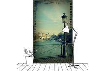 Paris décoration / Paris capitale, Paris bohème, Paris vintage, Paris chic et le tout en déco !