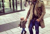 Daddy & Tyler Twin