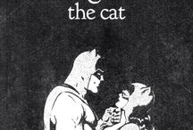 catwoman&batman