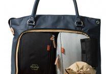 BOLSO CAMBIADOR MIRANO / La prestigiosa marca inglesa PocaPod a creado un bolso único con un sistema de almacenamiento exclusivo.