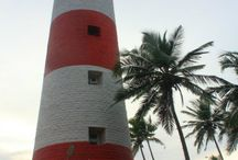 Kovalam beach in Kerala / Kovalam, a cute-n-cosy town nestled along the Arabian Sea in Thiruvananthapuram beach experience and is certainly one of the best places to visit in Kerala