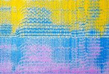 Sonic Printmaking / Capturing voice and sound
