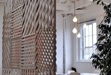 wooden screens and partitions