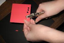 Cards - Brads