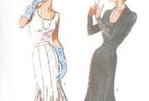 sukně a střihy