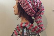 Crochet Hat Pattern / This is a collection of patterns.