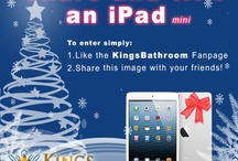 Competitions / Cool online competitions for everyone to enter. Decided to start this board due to the competitions that Kings Bathroom were holding and have started adding more to benefit followers of this board.