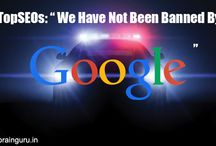 TopSEOs denies that it has been #banned google