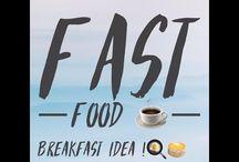 Fast Food Meal Ideas!