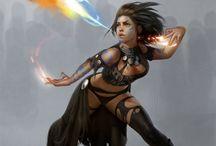 RPG - Fantasy - Mages