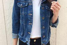 Grunge spring summer fashion