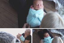 How to wrap a newborn